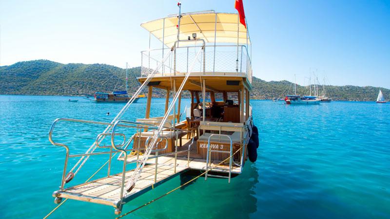Kaş Tekne Turları