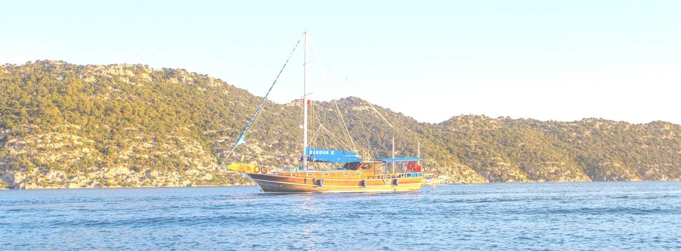 Kekova Tekne Turları