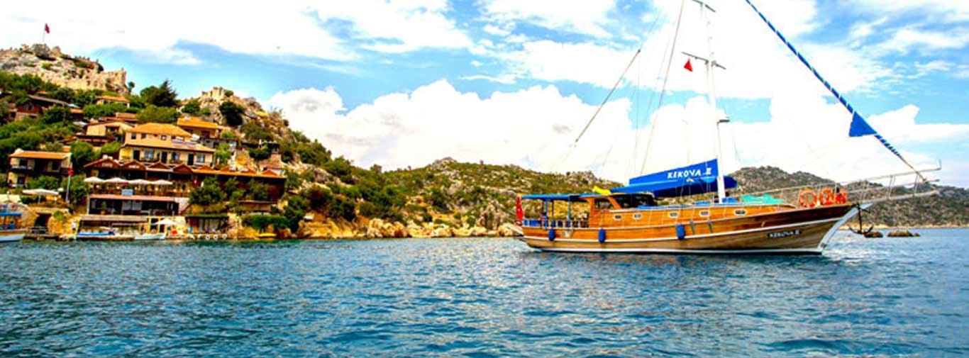 Kekova Tekne Turu Fiyatları