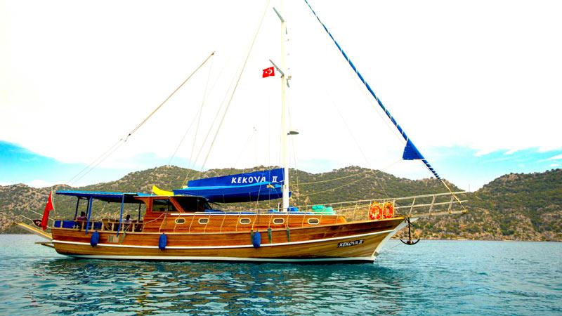 Kekova Tekne Turu Hakkımızda 2