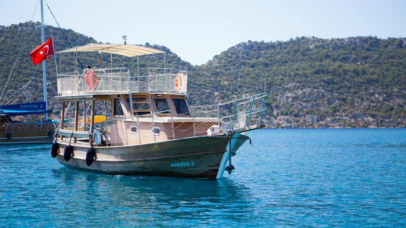 Kekova Tekne Turu Hakkımızda 3